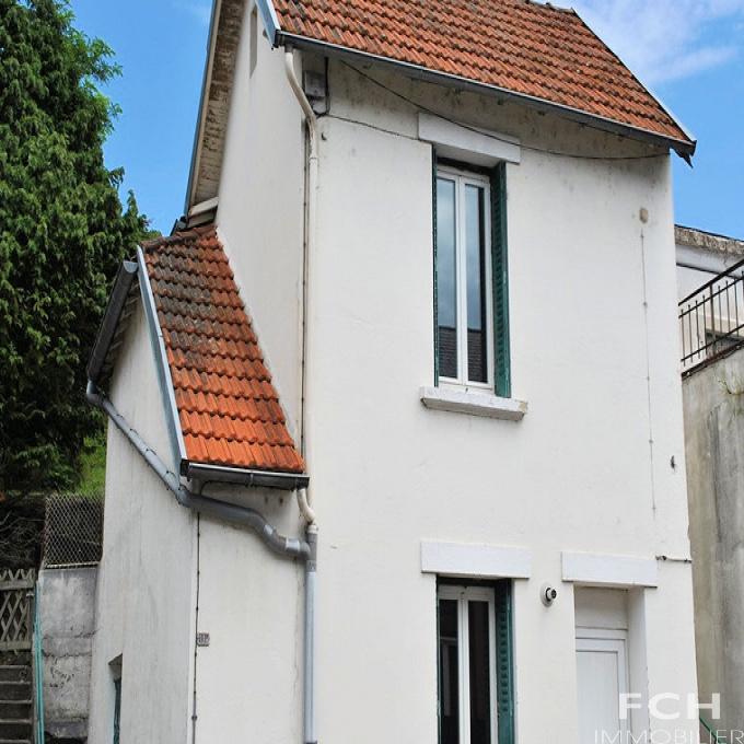 Offres de vente Maison/Villa Saint-Germain-des-Fossés (03260)